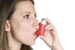 Астма - причина сердечно-легочной недостаточности