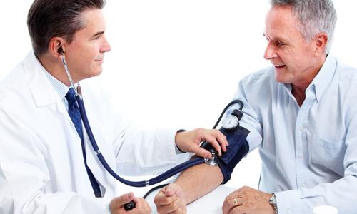 Гипертония у пожилых людей