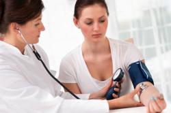 Консультация врача по вопросу гипертонии