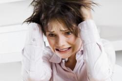 Эмоциональное напряжение - причина стенокардии