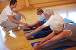 Лечебные упражнения при инфаркте миокарда