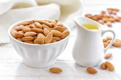 Миндальное масло для лечения тахикардии