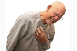 Одышка при хроническом легочном сердце