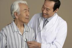 Прослушивание сердца при кардиосклерозе