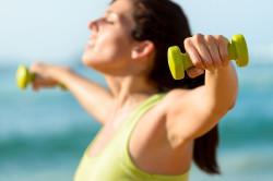 Тахикардия из-за физических упражнений