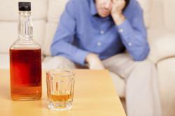 Злоупотребление алкоголем - причина тахикардии