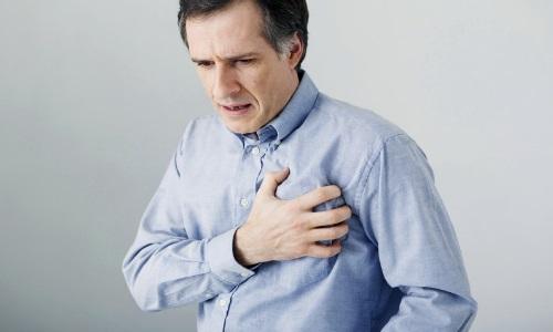 Боли в сердце при остром инфаркте миокарда