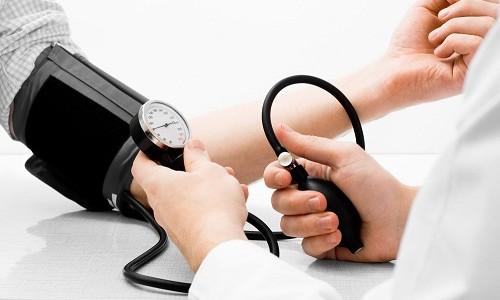 Влияние артериальной гипертензии на давление