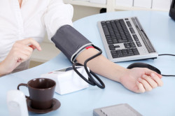 Понижение или резкое повышение давления при ВСД