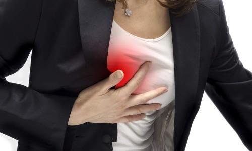 Боль в сердце при аритмии