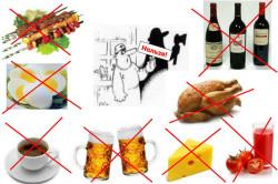 «Черный список» продуктов после инфаркта