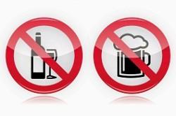 Отказ от алкоголя при гипертонии
