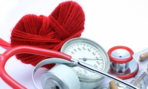 Гипертония - заболевание сердца