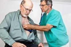 Атипичная форма инфаркта в пожилом возрасте