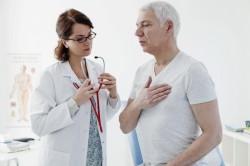 Осмотр у кардиолога