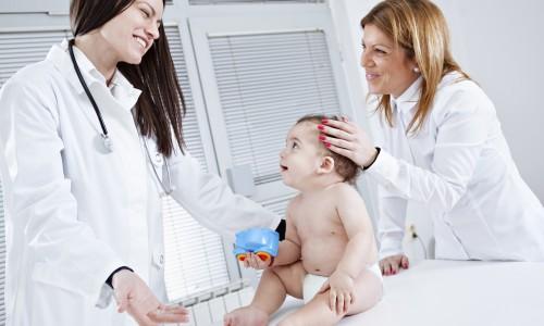 Обследование ребенка на порок сердца