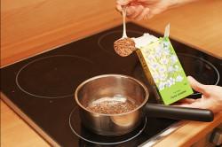 Приготовление отвара из семян льна