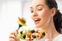 Прием здоровой еды