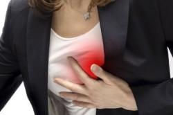Боль в сердце при стенокардии