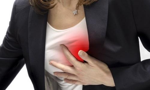Боль при инфаркте миокарда