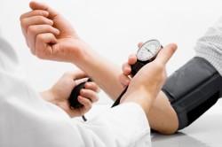 Повышенное давление - причина мерцательной аритмии