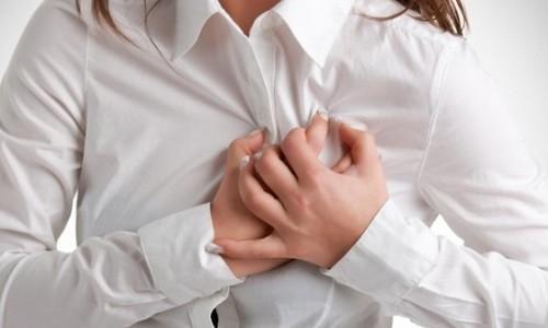 Заболевание тахикардией