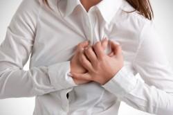 Учащенное сердцебиение при сердечной недостаточности