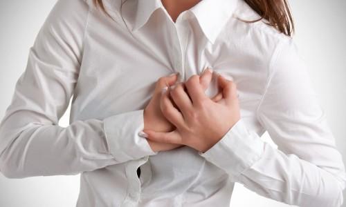 Боль в сердце при инфаркте