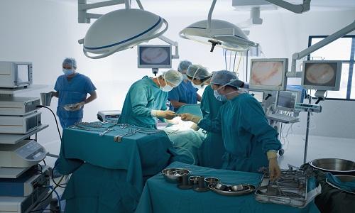 Проведение операции на сердце