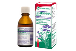 Капли Зеленина для лечения брадикардии