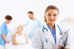 Консультация доктора при пониженном давлении