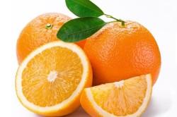 Апельсин - источник витамина С