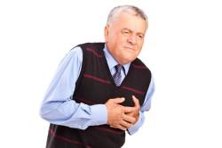 Боль в грудной клетке при фибрилляции