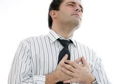 Боль в груди - симптом болезни сердца