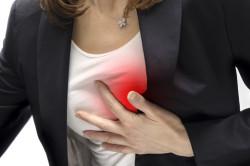 Боль в груди как симптом стенокардии