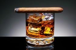 Сигареты и алкоголь - причина блокады сердца