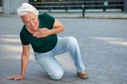 Боль в сердце при инфаркте миокарда