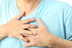 Дискомфорт в сердце при лечебной физкультуре