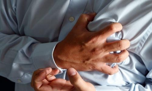 Проблема сердечной недостаточности у мужчин
