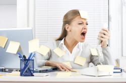Стресс как причина всд