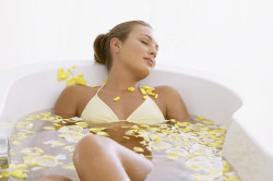 Прием травяных ванн при вегето-сосудистой дистонии