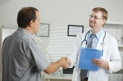 Обращение к доктору за консультацией