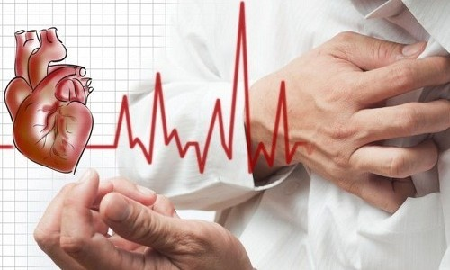 Поражение сердечной мышцы при дилатационной кардиомиопатии