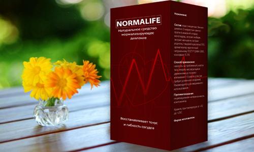 Эффективный препарат Normalife