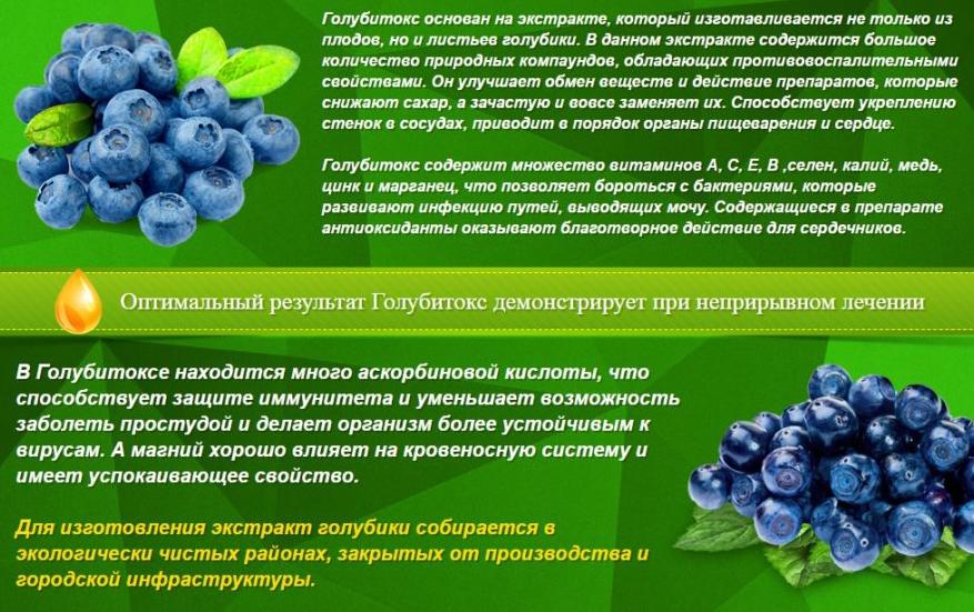 Лекарство Голубитокс