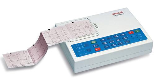 Портативный электрокардиограф